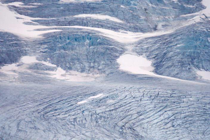 Glacier ice Svalbard 11-08-.2015