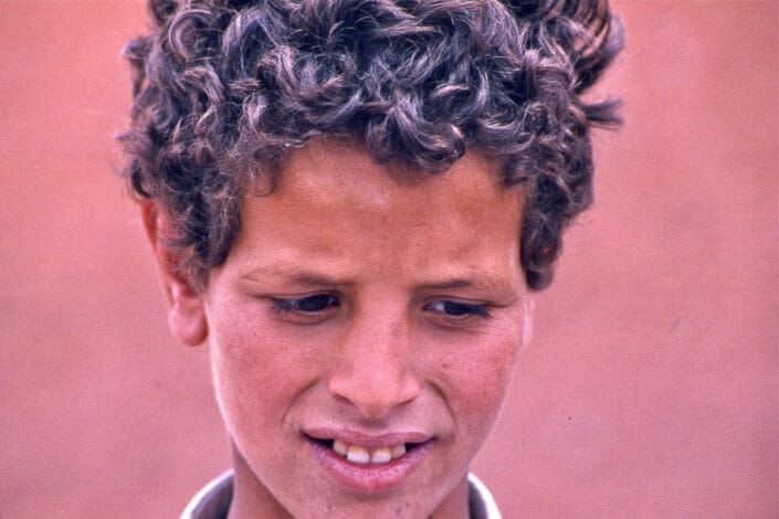 Moroccan Boy Atlas 1992